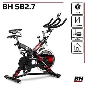 BH Indoor Bike 22 kg schwunggewicht SB 2.7 H9174F