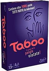 Hasbro Gaming - Taboo Gioco di Società, Multicolore, A4626103