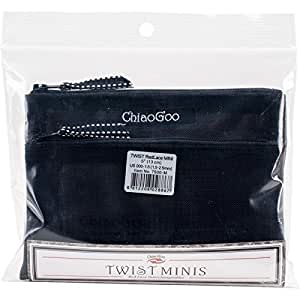 ChiaoGoo Twist mini set ferri da maglia intercambiabili
