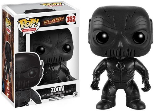 The Flash- Figura de Vinilo Zoom (Funko 9476)