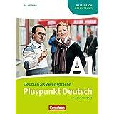 Pluspunkt Deutsch A1. Kursbuch / Arbeitsbuch / Audio-CD: Gesamtband 1 (Einheit 1-14) - Europäischer Referenzrahmen: A1