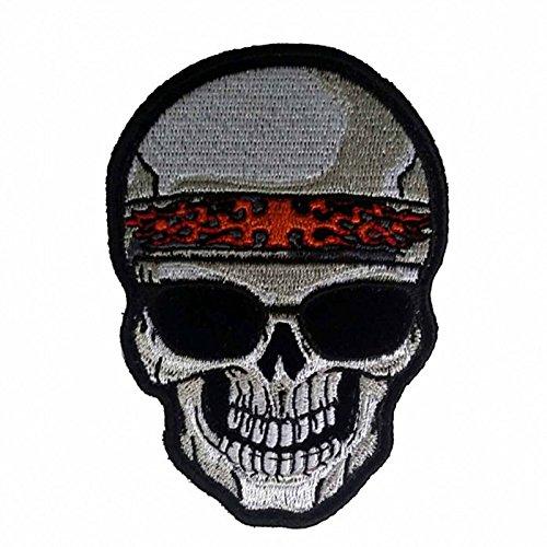 Shade Skull Patch 4'