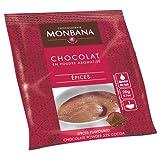 Monbana Trinkschokolade mit Gewürzen 10 x 20 g
