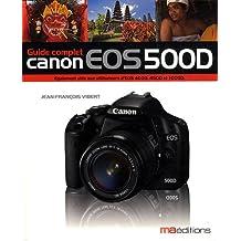 Le guide du Canon EOS 500 D