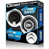 Citroen Saxo Fli Audio – Juego de altavoces de puerta delantera 5,25/13