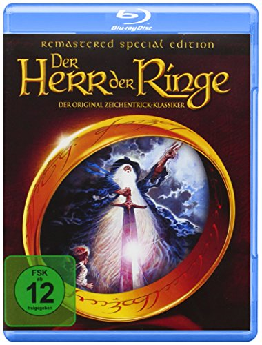 Der Herr der Ringe [Blu-ray] - Ring Fire-film-dvd Of