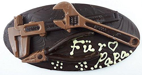 Preisvergleich Produktbild 01 100319 Schokoladen Werkzeug Set,  Papa,  Heimwerker,  Weihnachten,  Geburtstag,  Geschenke,  Geschenk,  NEU