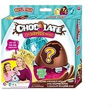 Paquete de Recambio para Hacer sorpresas de Huevos de Chocolate