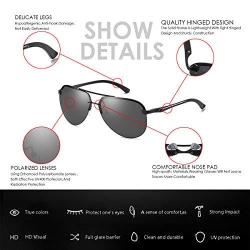 Zoom IMG-3 chereeki occhiali da sole uomo