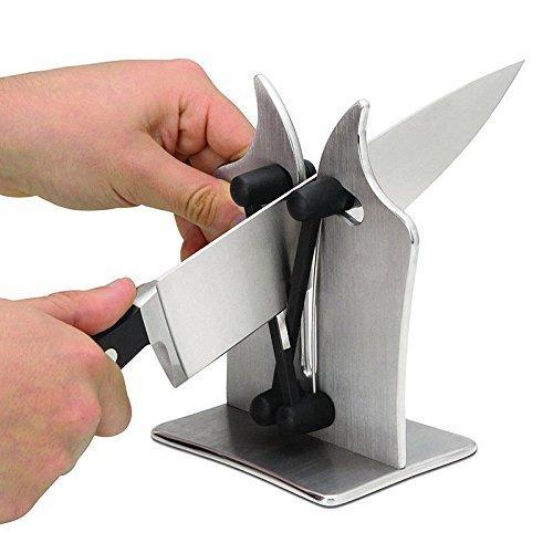 Aiguiseur de Couteaux de Cuisine Aiguise Classique...