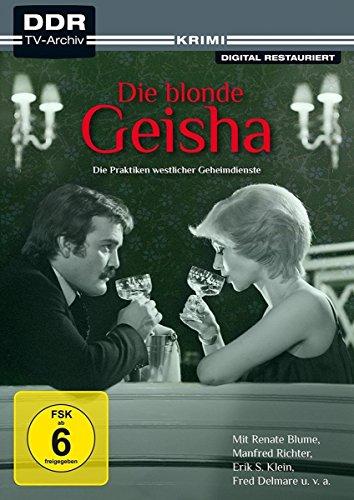 Die blonde Geisha (DDR TV-Archiv) Preisvergleich