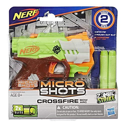 Hasbro Nerf - Microshots Crossfire Bow E1625ES0 - 2