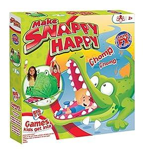 KidActive 225CRC Big IT UP-Make Snappy Happy-Games Niños Pueden Entrar, Verde