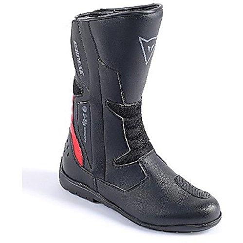 Dainese-TEMPEST D-WP Stivali da moto , Nero/Carbon, Taglia 45