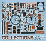 Collections 2020 by Jim Golden, Wandkalender im Querformat (54x48 cm) - Nostalgischer Design-Kalender mit Retro-Kollektionen / Sammlungen