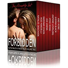 Forbidden: Alpha Males and Taboo Tales (The Naughty List Bundles Book 2) (English Edition)