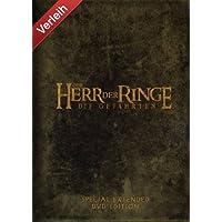 Der Herr der Ringe - Die Gefährten - Extended Edition - Doppel DVD