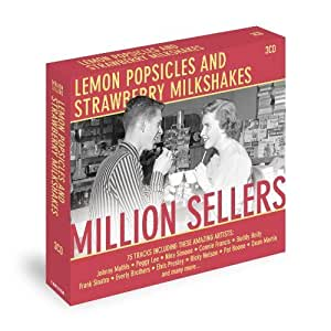 Lemon Popsicles and Strawberry Milkshakes - Million Sellers by Various (2013) Audio CD