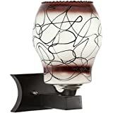 Somil New Style Attractive Designer Sconce Colourfull Hand Decorative Glass Wall Lamp With All Fitting & Fixture