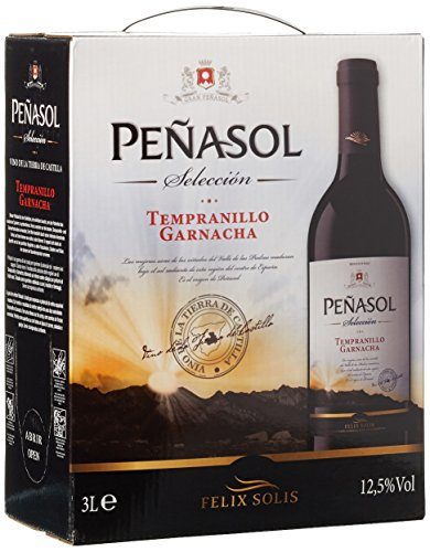 Felix Solis Penasol Selektion Rotwein Tempranillo/ Garnacha Bag-in-Box (1 x 3 l)