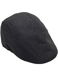 Rovinci Unisex Verano Sombrero de Visera Sombrero para el Sol Malla  Corriendo Deporte Casual Respirable Boina 5a0c9e8de1a