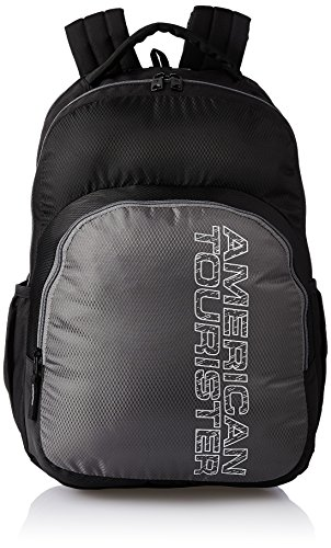 American-Tourister-27-Ltrs-Black-Casual-Backpack-AMT-STRATOS-BP-01-BLACKGREY
