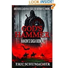 God's Hammer: A Viking Age Novel (Hakon's Saga Book 1)