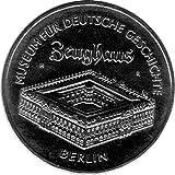 Münze 5 Mark Gedenkmünze Zeughaus, DDR 1990 A (Jäger: 1632) Stempelglanz, Kupfernickelzink