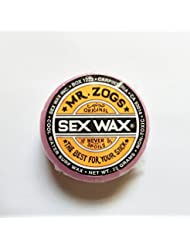 Sex Wax Original Surf Wake Kite – Cire Froide