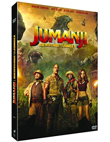 Jumanji : bienvenue dans la jungle. / Jake Kasdan |