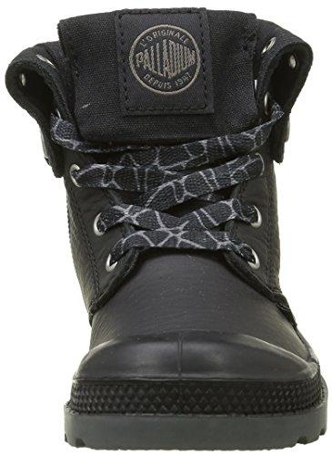Palladium - Bgy Vl Z Ii K, Sneaker Unisex – Bambini Nero (Noir (862 Black/Metal))