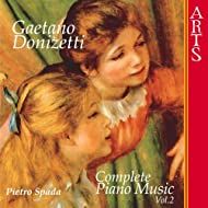 Donizetti: Complete Piano Music - Vol. 2