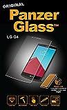 Panzer Glass PG1117 - Protector de pantalla de cristal resistente a rasguños y líquidos compatible con LG G4