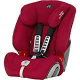 Britax Römer Autositz EVOLVA 123 PLUS, Gruppe 1/2/3 (9-36 kg), Kollektion 2018, flame red
