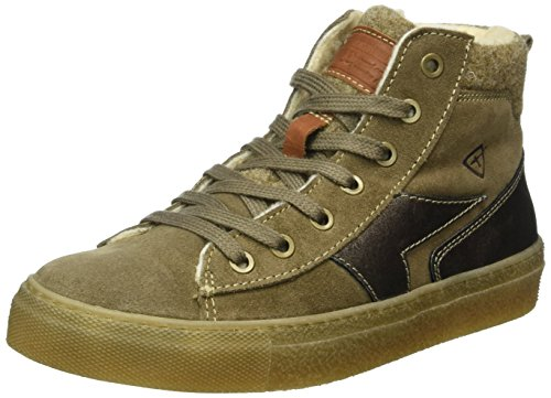 Tamaris Damen 26240 High-Top Braun (Taupe Comb 344)