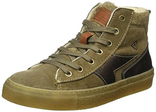 Tamaris 26240, Sneakers Hautes Femme Marron (Taupe Comb 344)