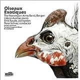 Messiaen : Oiseaux exotiques. Szilvay.