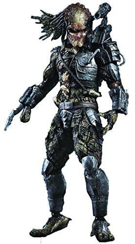 Predator Juego Figura Artes Kai Ver Acción 1