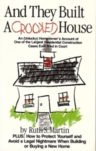 And They Built A Crooked House (none) (English Edition) por Ruth S. Martin