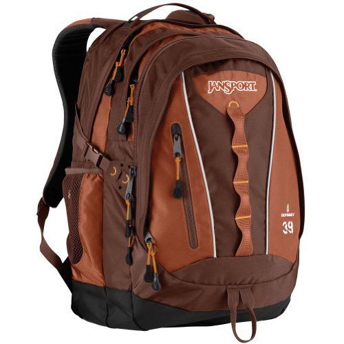 JanSport Odyssey Rucksack, rotbraun (Odyssey Pack Rucksack)