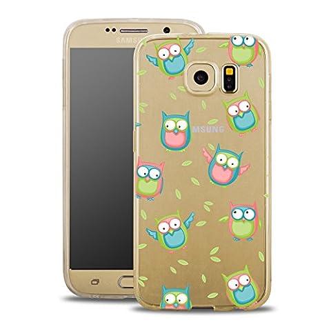 OOH!COLOR® Design Case für Samsung Galaxy S7 EDGE Hülle MPA137