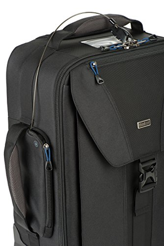 THINK TANK Airport Take Off V2 Umhängetasche, 75 cm, Schwarz (Negro)