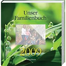 Unser Familienbuch 2009