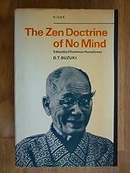 The Zen Doctrine of No Mind by Daisetz Teitaro Suzuki (1969-05-26)
