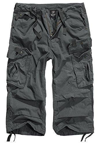 Brandit Brandit Columbia Mountain 3/4 Shorts, Gr. S, anthrazit