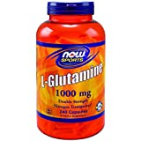 Glutamine 1000 mg 240 Capsules