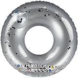 Ultrakidz, Flotador gigante con relleno de purpurina, flotador, juguete flotador XXL, diámetro aprox. 109 cm, para la piscina o la playa, de PVC estable, adecuado a partir de 8 años, inflable