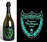 DOM Perignon Brut luminoso 750ml Bottiglia vuota di visualizzazione no champagne regalo originale interior design