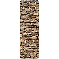 Apalis 67495 American – Perchero de Pared de Piedra Pared, 139 x 46 cm