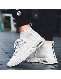 YAYADI Mens Zapatos Deportivos Juveniles Outdoor Fitness Trainner Zapatillas Calzado Deportivo Cómodo Y Transpirable,39